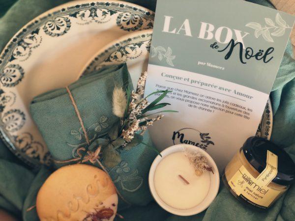 Box Noël Mameez Vintage