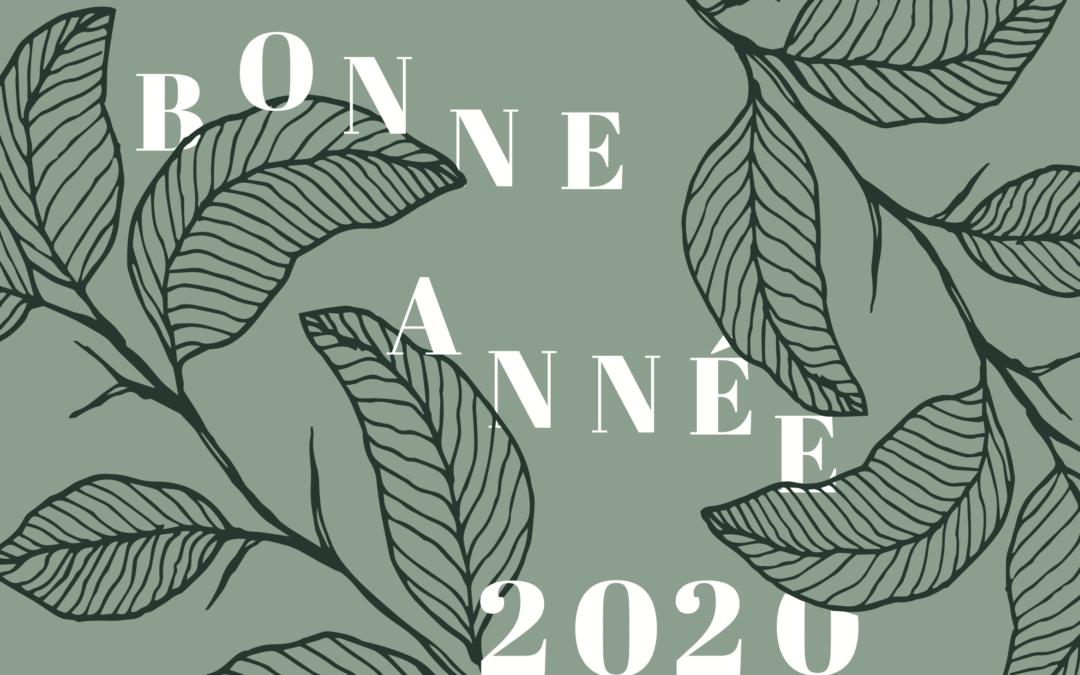 Merveilleuse 2020 !