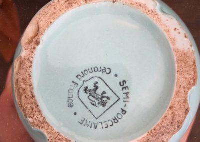 Vaisselle vintage porcelaine