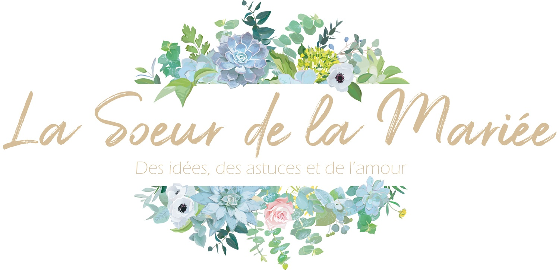 Logo la soeur de la mariée