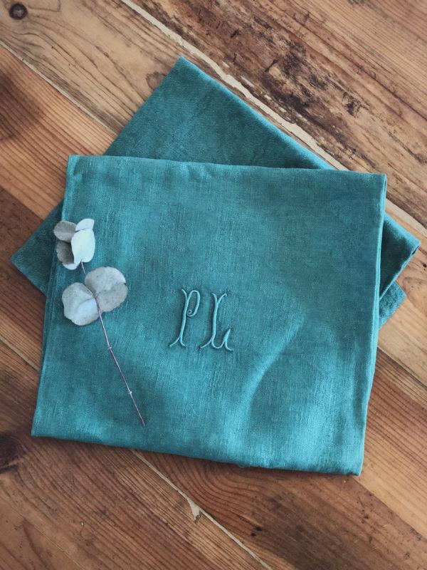 Boutique serviette vintage Toulouse