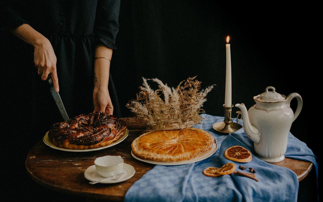 Goûter d'antan : fêter l'épiphanie