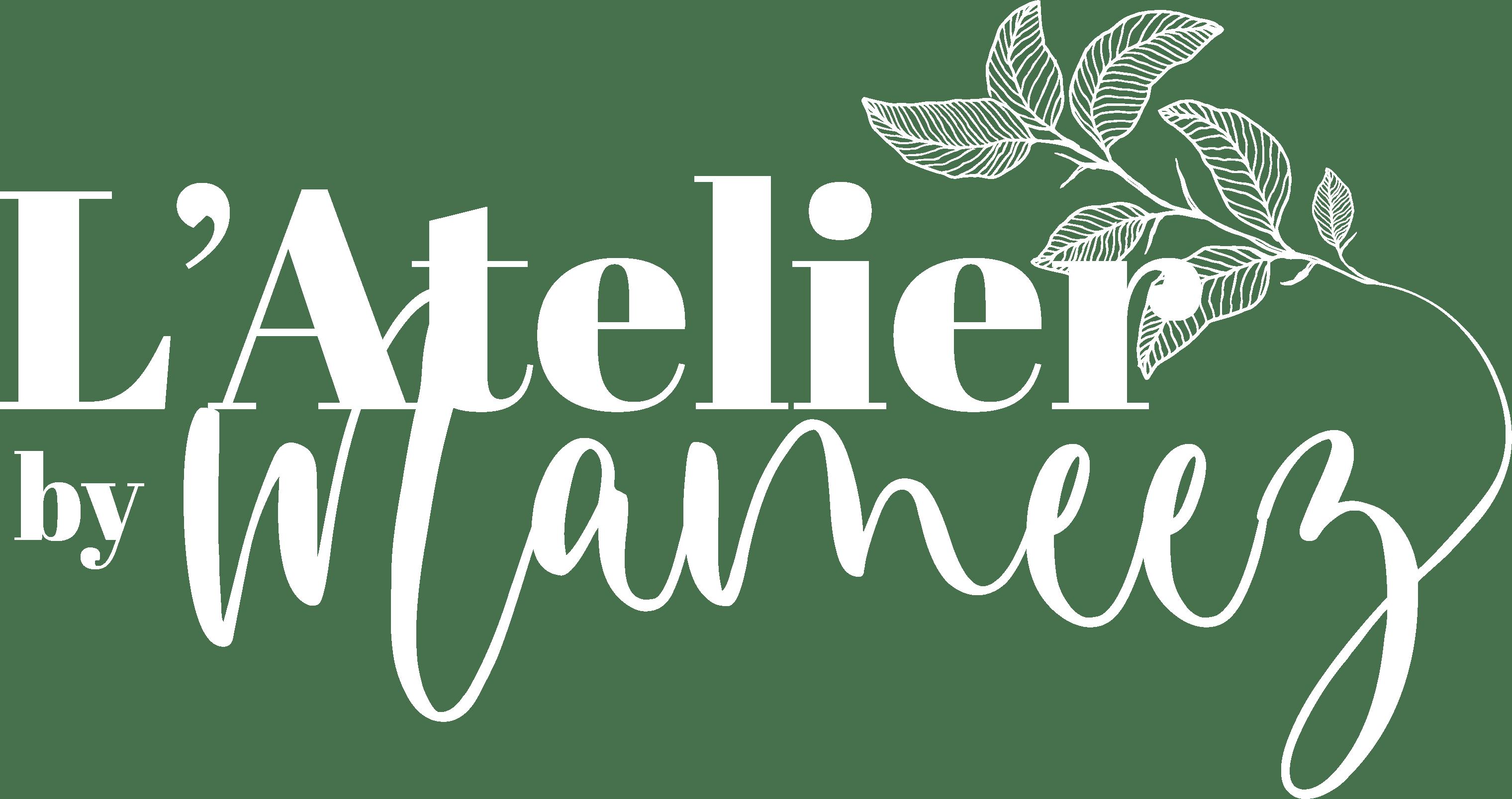 Logo Mameez Blanc