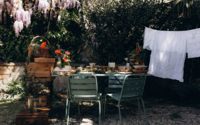 Art de la table : Vive les beaux jours !