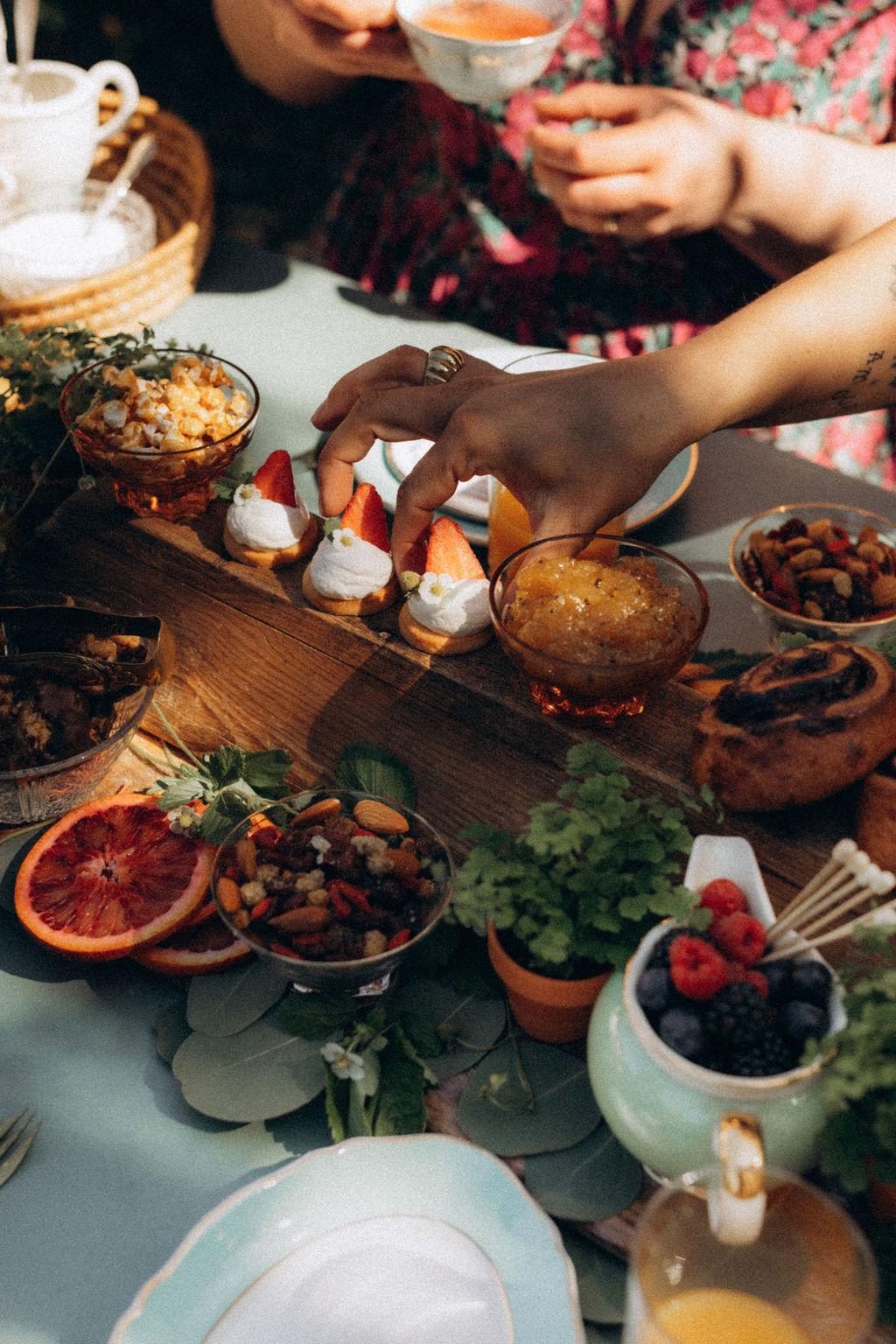 Grazing Table - Location vaisselle vintage Toulouse